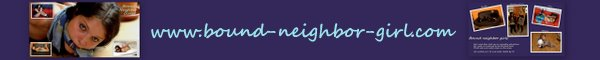 Bound Neighbour Girl